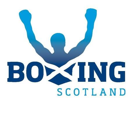 Boxing Scotland Logo