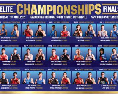 2017 BSL Elite Finals – Important information & Reminder