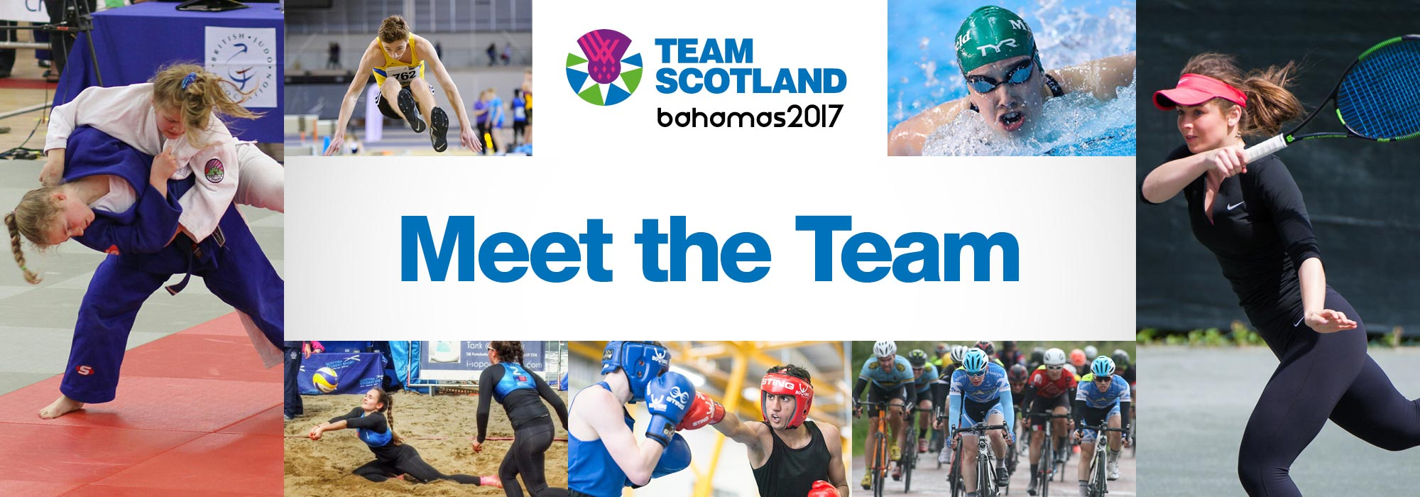2017 Commonwealth Youth Games, Bahamas. Official Selections