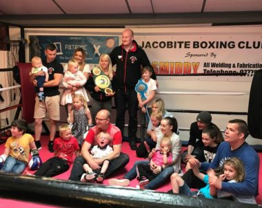 Jacobite Boxing Club launch autism coaching sessions