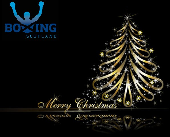 Merry Christmas to the Boxing Scotland family
