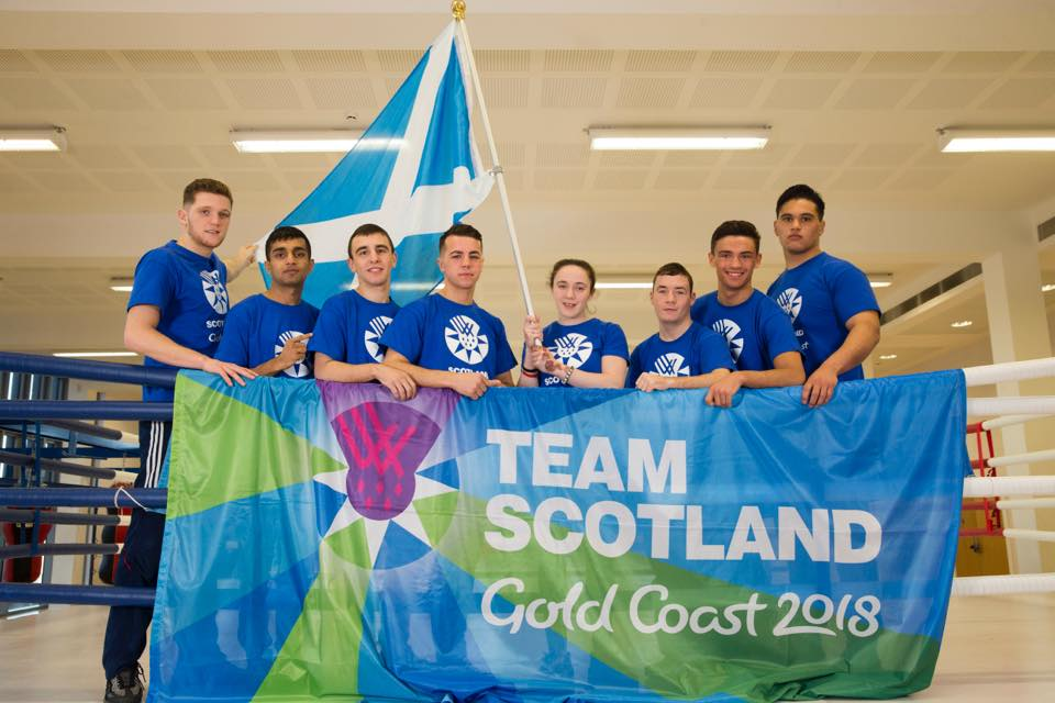 2018 Gold Coast Commonwealth Games – Confirmed draw for Team Scotland