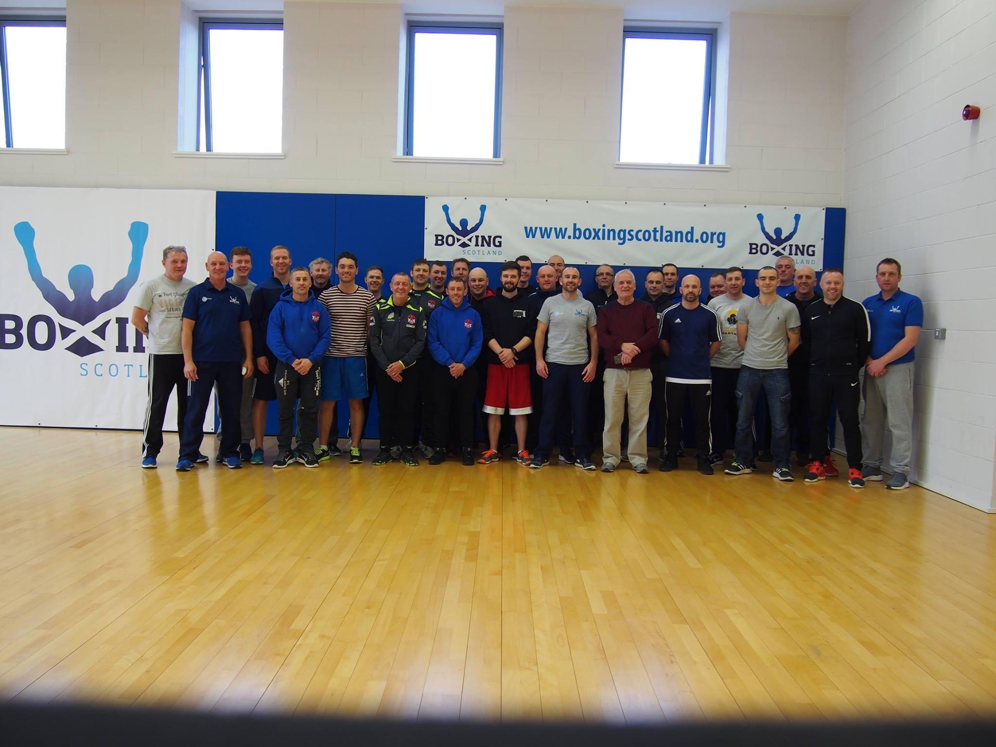 BSL Coach Education Update