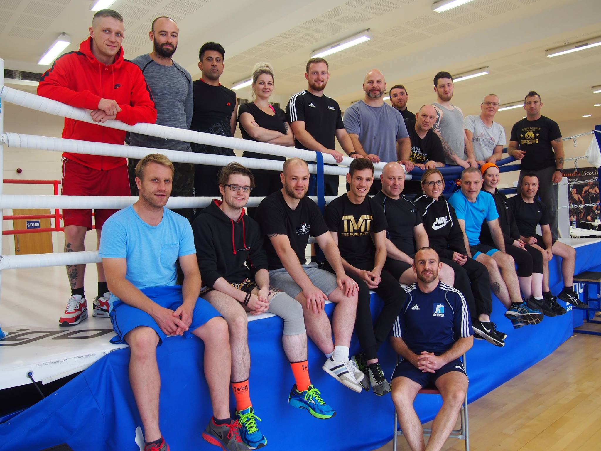 Level One & Two Coaching Courses