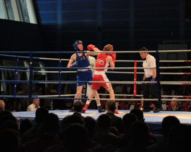 The Royal Regiment of Scotland (SCOTS) Boxing Night – 08 November 2018